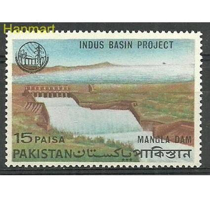 Znaczek Pakistan 1967 Mi 248 Czyste **