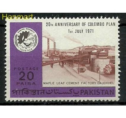 Znaczek Pakistan 1971 Mi 307 Czyste **