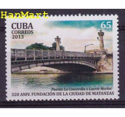 Znaczek Kuba 2013 Mi 5734 Czyste **