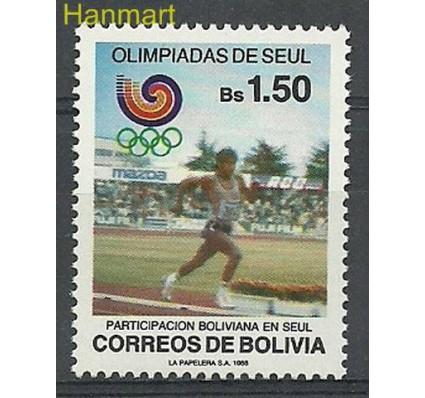 Znaczek Boliwia 1988 Mi 1088 Czyste **