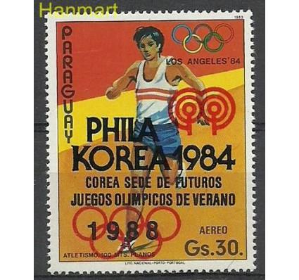 Znaczek Paragwaj 1984 Mi 3803 Czyste **