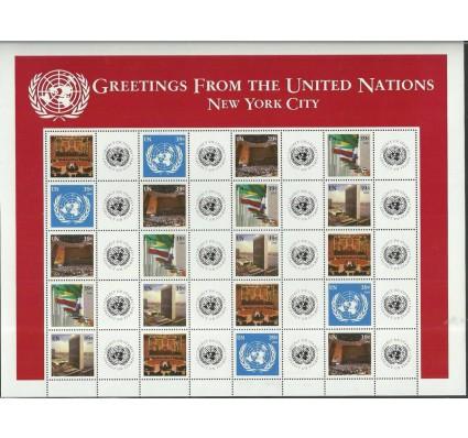 Znaczek Narody Zjednoczone Nowy Jork 2006 Mi ark 1005-1009 Czyste **