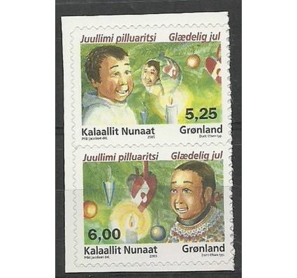 Znaczek Grenlandia 2005 Mi 452-453 Czyste **