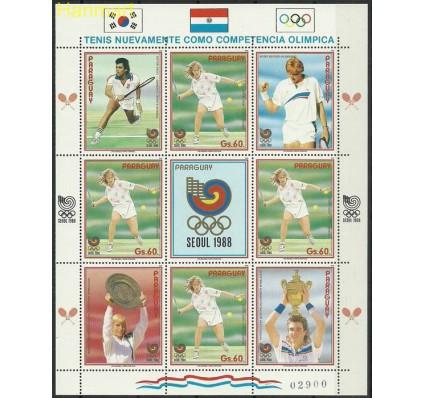 Znaczek Paragwaj 1988 Mi ark4261 Czyste **