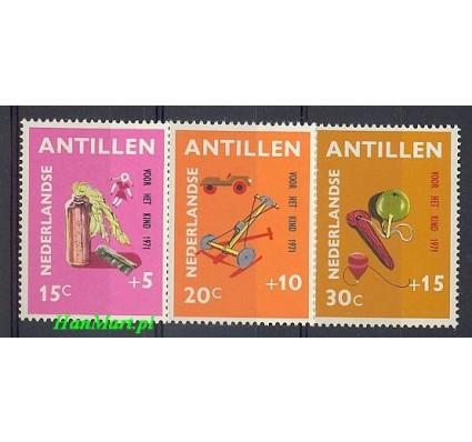 Znaczek Antyle Holenderskie 1971 Mi 236-238 Czyste **