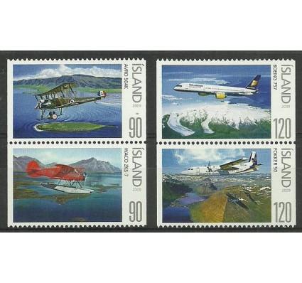 Znaczek Islandia 2009 Mi 1235-1238 Czyste **