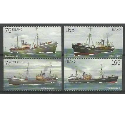 Znaczek Islandia 2010 Mi 1269-1272 Czyste **