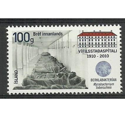 Znaczek Islandia 2010 Mi 1288 Czyste **
