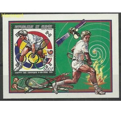 Znaczek Gwinea 1987 Mi bl281 Czyste **