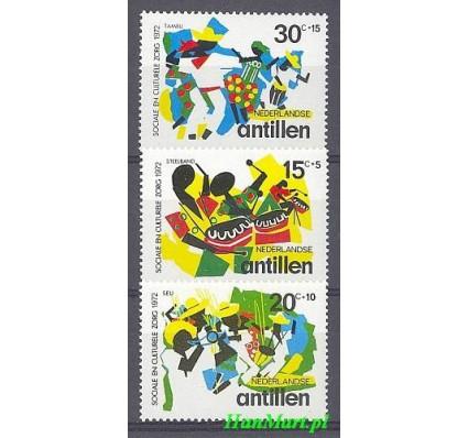 Antyle Holenderskie 1972 Mi 246-248 Czyste **