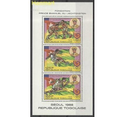 Znaczek Togo 1989 Mi ark2119-2121 Czyste **