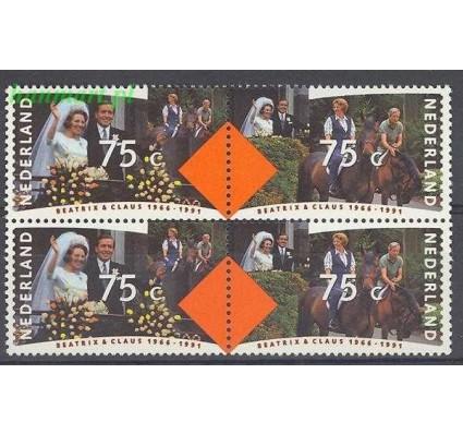 Holandia 1991 Mi 1400-1401 Czyste **