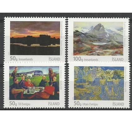 Znaczek Islandia 2011 Mi 1334-1337 Czyste **
