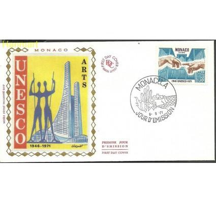 Znaczek Monako 1971 Mi 1005 FDC
