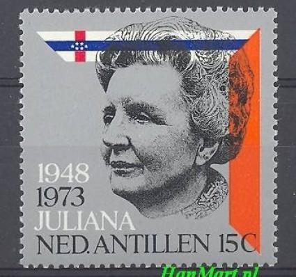 Antyle Holenderskie 1973 Mi 272 Czyste **