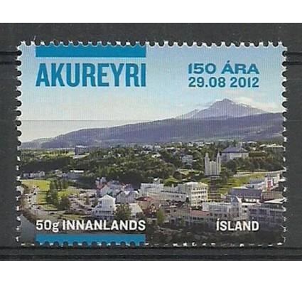 Znaczek Islandia 2012 Mi 1356I Czyste **