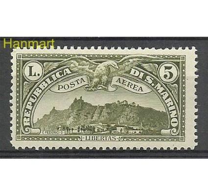 Znaczek San Marino 1931 Mi 171 Z podlepką *
