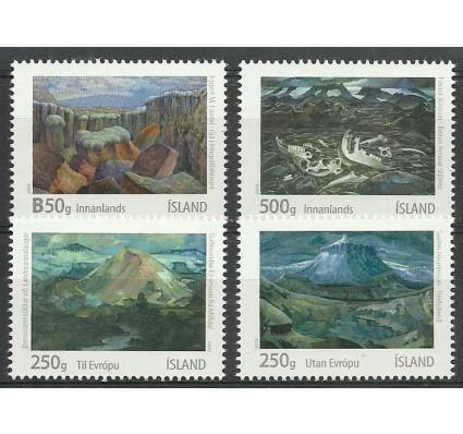 Znaczek Islandia 2013 Mi 1407-1410 Czyste **