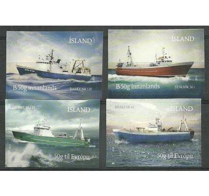 Znaczek Islandia 2014 Mi 1433-1436 Czyste **