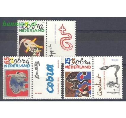 Znaczek Holandia 1988 Mi zf 1347-1349 Czyste **
