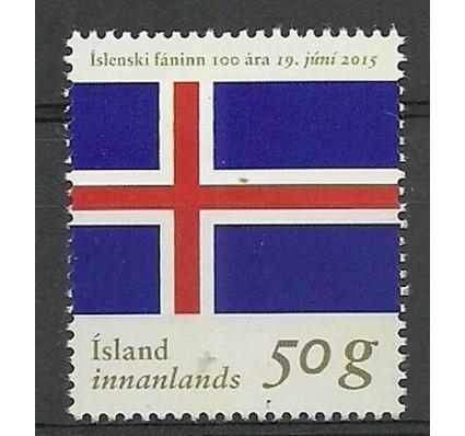 Znaczek Islandia 2015 Mi 1466 Czyste **