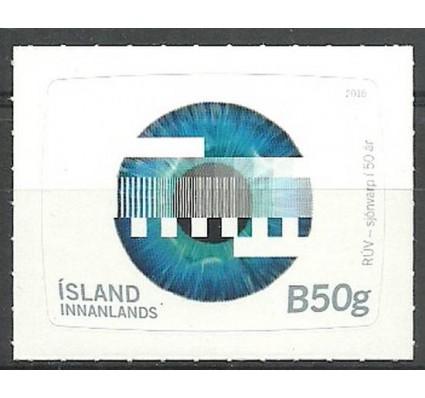 Znaczek Islandia 2016 Mi 1502 Czyste **