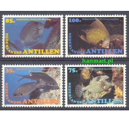 Antyle Holenderskie 1982 Mi 477-480 Czyste **