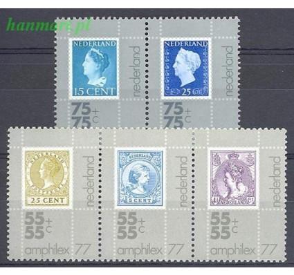 Holandia 1976 Mi 1083-1087 Czyste **