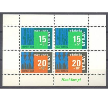 Antyle Holenderskie 1973 Mi bl 3 Czyste **
