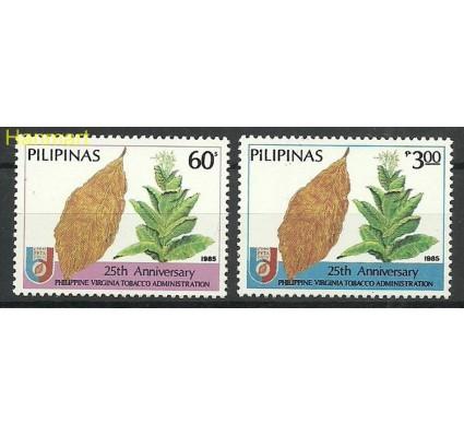 Znaczek Filipiny 1985 Mi 1655-1656 Czyste **