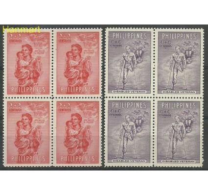 Znaczek Filipiny 1950 Mi vie523-524 Czyste **