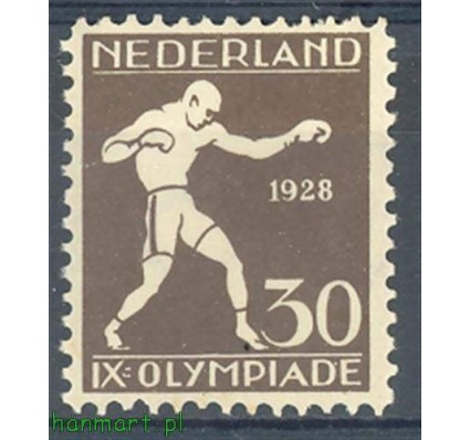 Znaczek Holandia 1928 Mi 212 Czyste **