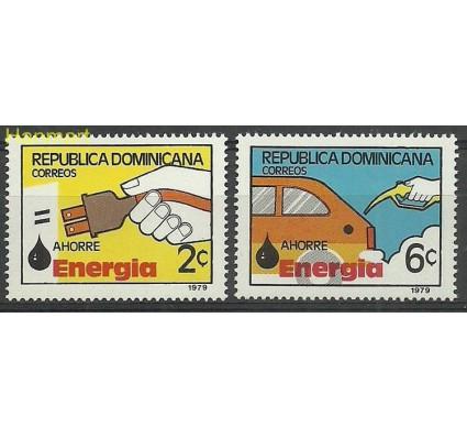 Znaczek Dominikana 1979 Mi 1241-1242 Czyste **