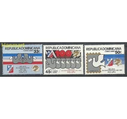 Znaczek Dominikana 1980 Mi 1284-1286 Czyste **