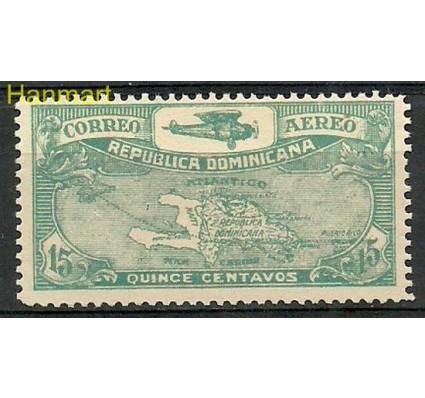 Znaczek Dominikana 1930 Mi 233 Czyste **