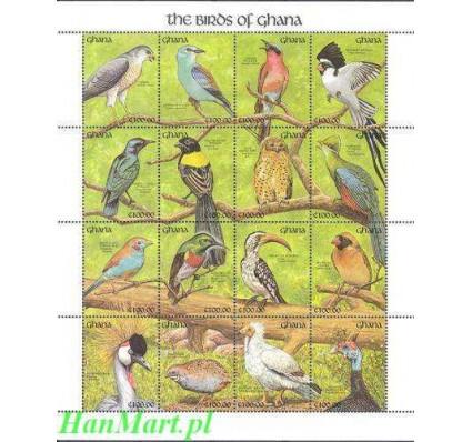 Znaczek Ghana 1991 Mi 1562-1577 Czyste **