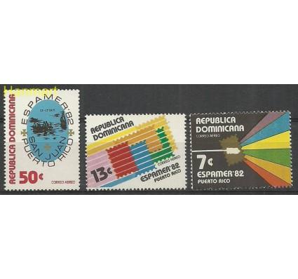 Dominikana 1982 Mi 1351-1353 Czyste **