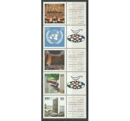 Znaczek Narody Zjednoczone Nowy Jork 2003 Mi 941-945I Czyste **