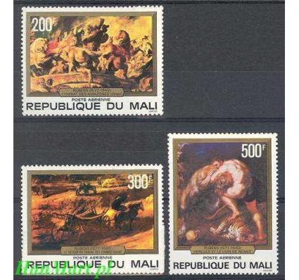 Mali 1978 Mi 615-617 Czyste **