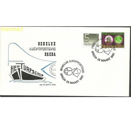Znaczek Holandia 1981 Mi 1065+1170 FDC