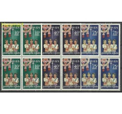 Znaczek Filipiny 1968 Mi vie863-865 Czyste **