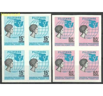 Znaczek Filipiny 1975 Mi vie1135-1136B Czyste **