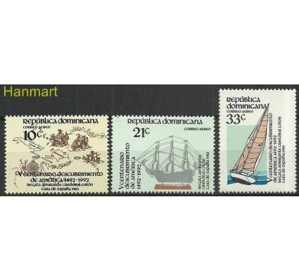 Znaczek Dominikana 1983 Mi 1398-1400 Czyste **