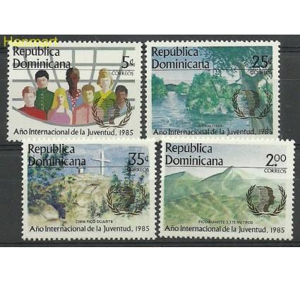 Znaczek Dominikana 1985 Mi 1463-1466 Czyste **