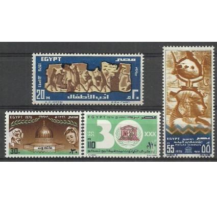 Znaczek Egipt 1976 Mi 1228-1231 Czyste **