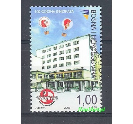 Bośnia i Hercegowina 2005 Mi 407 Czyste **
