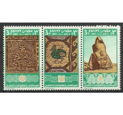 Znaczek Egipt 1983 Mi 1460-1462 Czyste **