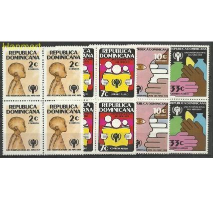 Znaczek Dominikana 1979 Mi 1216-1219 Czyste **