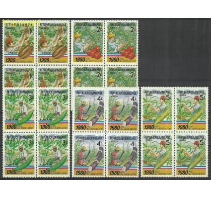 Znaczek Dominikana 1980 Mi 1258-1262 Czyste **