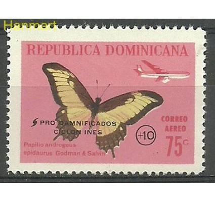 Znaczek Dominikana 1966 Mi 883 Czyste **